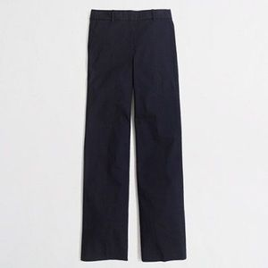 J Crew Factory Addison chinos in navy